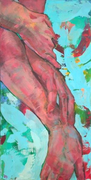 Diana Galińska, Masaż dłoni na przednówku 2021