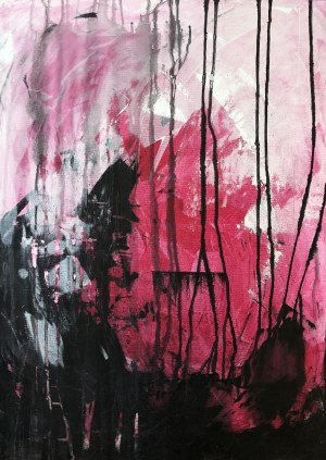 Joanna Wietrzycka, Burning thoughts, 2021