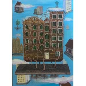 Małgorzata Sarnecka, Latające domy