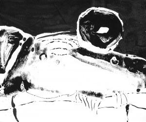 EWA DAWID, Change Variations 056, 2018, 50x60 cm