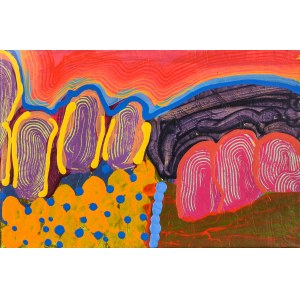 IVO ALVARONE, Emotional Landscape 015, 2018, 30 x 45 cm