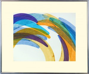 ROBERT LARDUS, Dysmorfofoby Aspect 38f, 2020, 32 x 42 cm