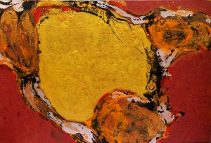 VIDAL TOREYO, New Mutations 02, 2018, 110 x 75 cm