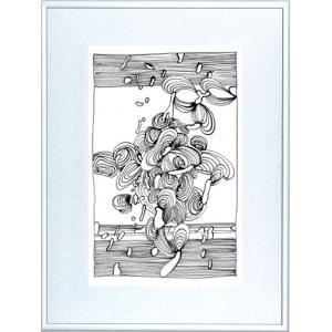 ARTUR KEPILI, Pelopsy 035, 2020, 30 x 21 cm