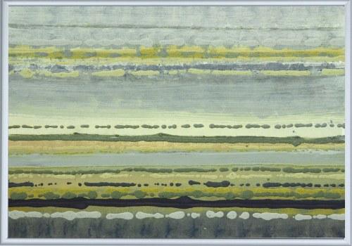 BARTOS SARO, Silent Landscape Ceta, 2020, 70 x 100 cm