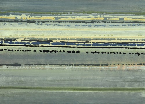BARTOS SARO, Silent Landscape Deta, 2020, 70 x 100 cm