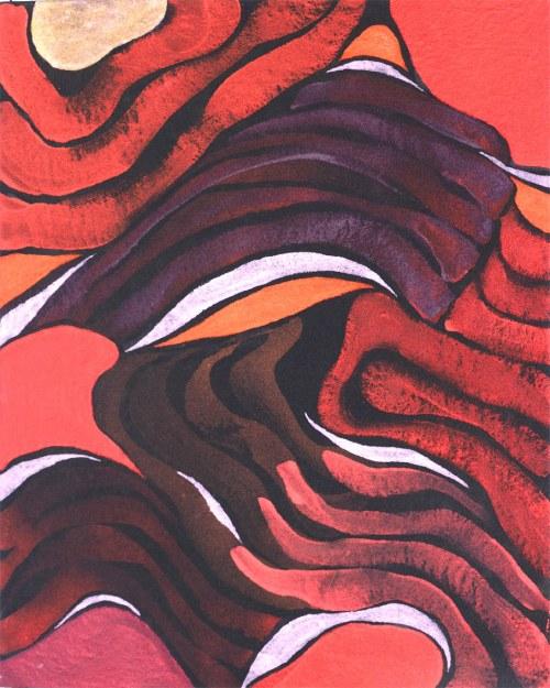 BARTOS SARO, Synkopa 043, 2019, 60 x 75 cm
