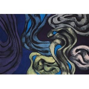 BARTOS SARO, Synkopa 55, 2019, 110 x 75 cm