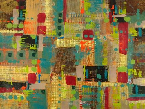 JAN ASTNER, Voluptuous Towns T10 / 085 Trebic, 2020, 70 x 100 cm