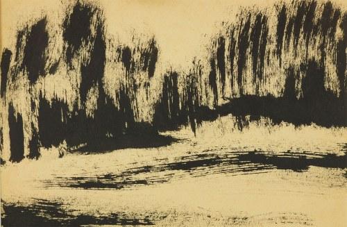 IVO ALVARONE, Winter Landscape 07, 2018, 29 x 20 cm