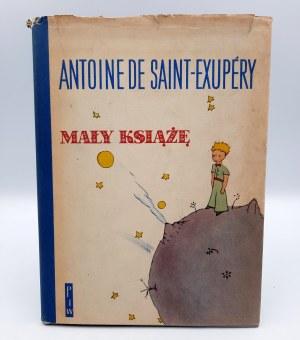 Antoine de Saint Exupery - Mały Książę - Warszawa 1961