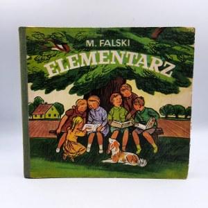 Falski Marian - ELEMENTARZ - Warszawa 1973 il. Karolak