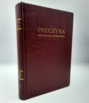 Musioł Ludwik - Pszczyna - monografia historyczna - reprint wyd. z 1936r