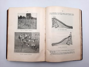 Praca zbiorowa - Budowa terenów i urządzeń sportowych - Warszawa 1928