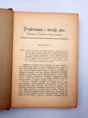 Skołowski A. - Choroby płuc - ok. [1900]r
