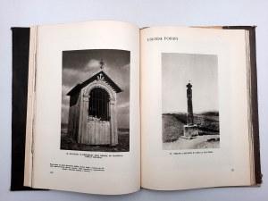 Tadeusz Seweryn - Kapliczki i krzyże przydrożne w Polsce - Warszawa 1958