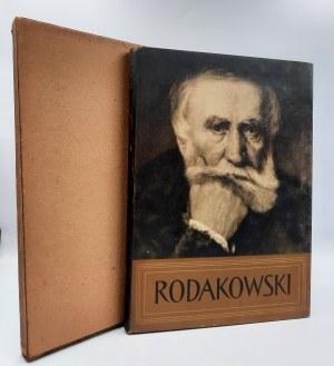 Ryszkiewicz A. - Henryk Rodakowski - album - Warszawa 1954