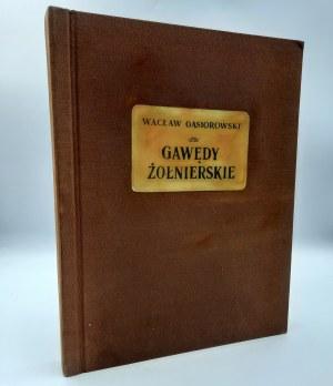 Gąsiorowski W. - Gawędy żołnierskie - Warszawa 1905
