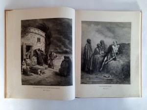 Pismo Święte w Obrazach - 220 rycin G. DORE