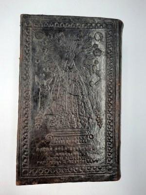 Zbiór Nabożeństwa i wykład o ŚŚ Sakramentach - Częstochowa 1861 - Oprawa