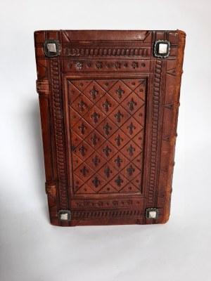 MODLITEWNIK ZE ZBIORU HRABIEGO FRYDERYKA I PRASCHMA ( 1786- 1860) - OPRAWA