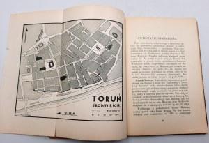 Knothe Z. - Toruń - Stolica Pomorza - Przewodnik po mieście - Toruń 1934