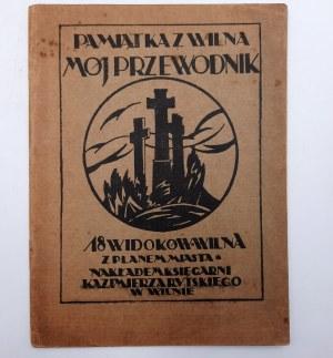 Pamiątka z Wilna - Mój Przewodnik - 18 widoków Wilna