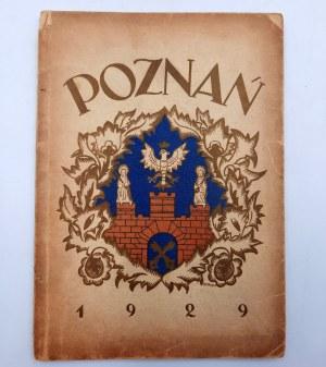 Przewodnik po Poznaniu - 1929