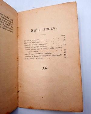 Buzek J. - Ósmy Międzynarodowy Kongres PRZECIWKO PIJAŃSTWU - Cieszyn 1902