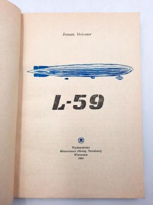 Meissner Janusz - L- 59 - Warszawa 1960