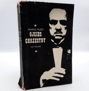 Mario Puzo - Ojciec Chrzestny - Pierwsze wydanie - Warszawa 1976