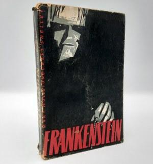 Mary Wollstonecraft Shelley - Frankenstein - Poznań 1958 - Pierwsze Wydanie