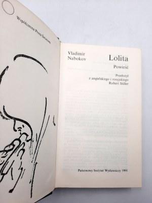 Nabokov V. - LOLITA - Pierwsze wydanie - Warszawa 1991