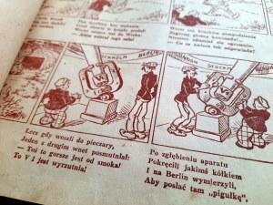 Ochocki / Drozdowski - WICEK i WACEK - komiks 1948 - Pierwsze wydanie
