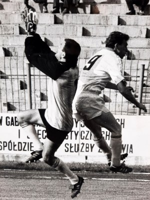 Fleischer M. - Fotografia piłkarska - ok [ 1980]