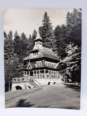 St. Burnatowicz - Zakopane - Jaszczurówka 1964