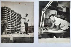 Fogiel Lucjan - Jerzy Jakubowicz - Architekt ROTUNDA PKO w Warszawie 1962r