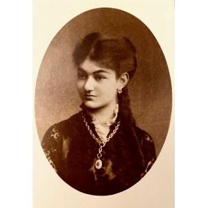 Portret Marii Paruszewskiej