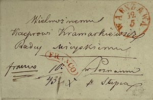 4 listy do Kaspra Kramarkiewicza