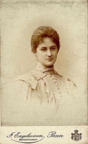 Zdjęcie Marii Paruszewskiej