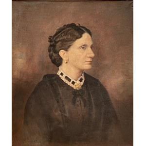 Kazimierz Szmyt, Portret żony Kaspra Kramarkiewicza-Ludwiki Przyłuskiej