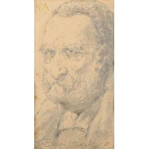 Jan MATEJKO (1838-1893), Studium do postaci Konstantego Bazylego Ostrogskiego