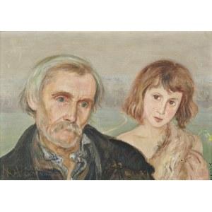 Wlastimil HOFMAN (1881-1970), Klucze od nieba