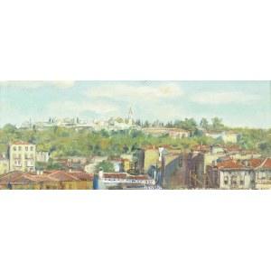 Wlastimil HOFMAN (1881-1970), Stambuł - panorama (1940)