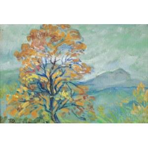 Maksymilian BROŻEK (1897-1977), Jesień w górach