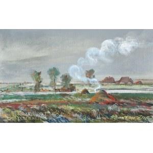 Wiktor ZIN (1925-2007), Polskie mgły i dymy (1989)