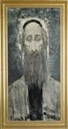 Maciej LACHUR (1927-2008), Stary rabin