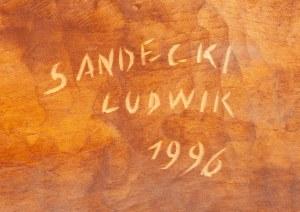 Płaskorzeźba, 1996 - Ludwik SANDECKI (1951-2014)