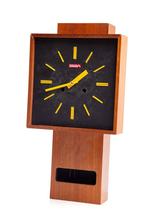 Zegar Predom typ Z-206 - Zakłady Maszyn Biurowych Predom Metron