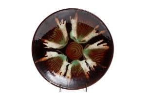 Patera dekoracyjna - Spółdzielnia Przemysłu Ludowego i Artystycznego